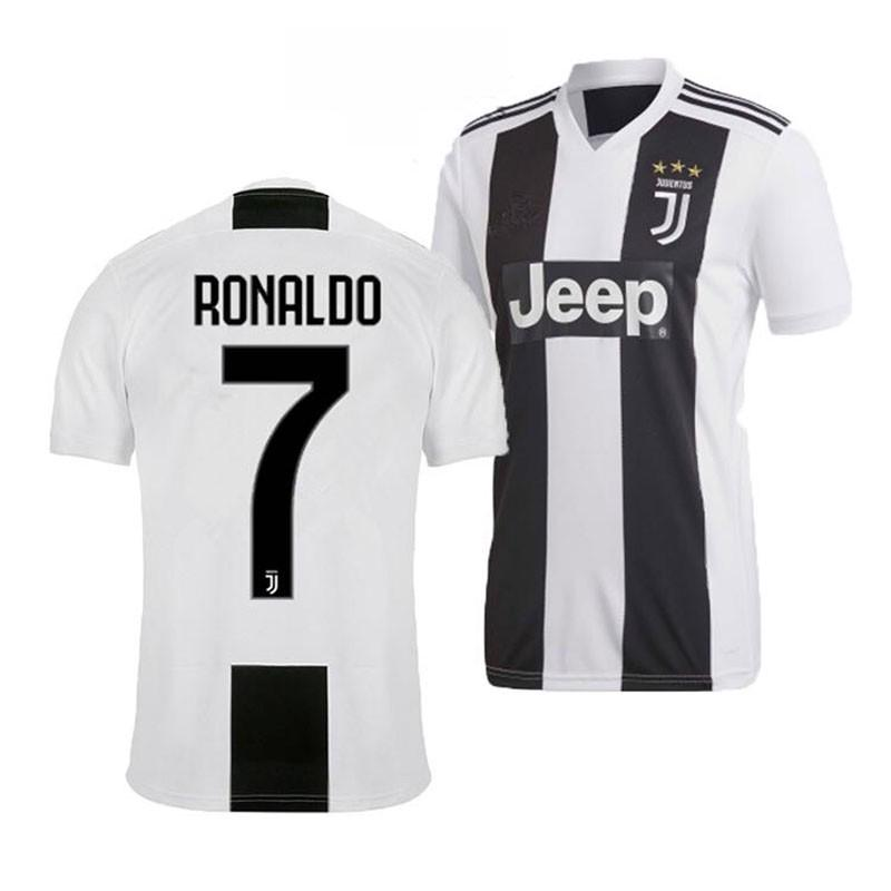 the latest b0ee0 239c6 Juventus Cristiano Ronaldo Football Jersey Shirt #7 | Shopee ...