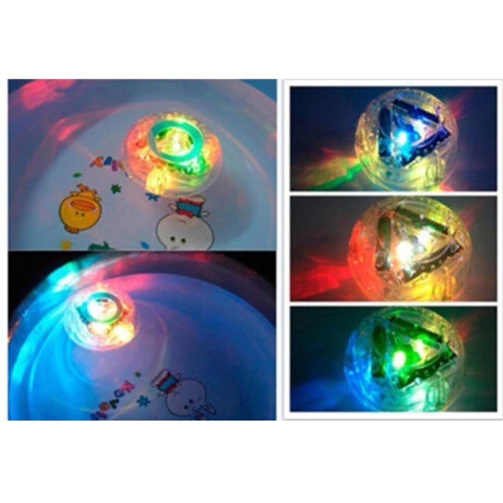Bathroom LED Light Kid Color Changing Ball Funny Waterproof In Tub Bathing Toy/'