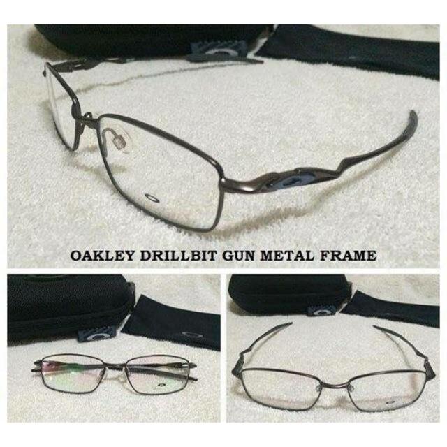 9d83e297dc Oakley bucket eyeglasses