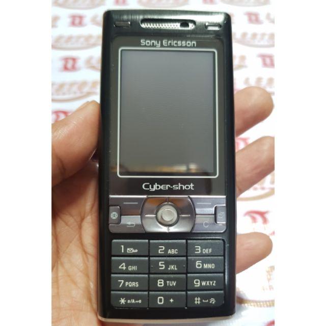 Original Sony Ericsson Cybershot k800i