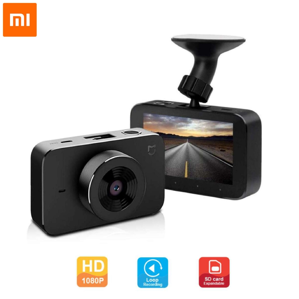 Xiaomi Mi Dash Cam 3 Inch 1080P Touch Control MJXCJLY01BY