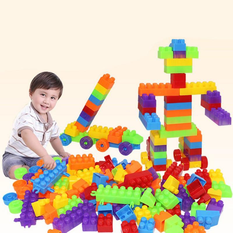3c1f5150b Children s large particles building blocks plug puzzle toys