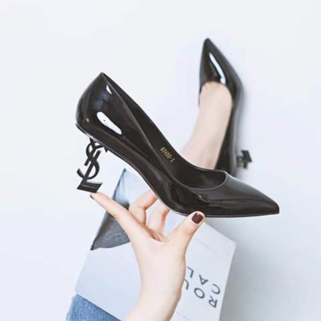 c63c8145fcd ysl shoe - Heels Prices and Online Deals - Women's Shoes May 2019 | Shopee  Philippines