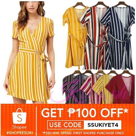 090207817f1d Floral Print Cap Sleeve Vintage Dress | Shopee Philippines