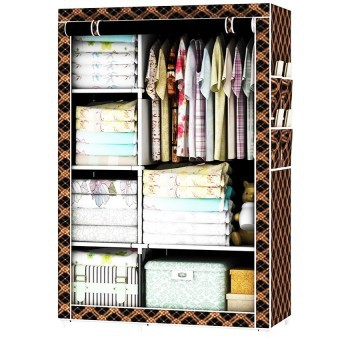 10Pcs System Clothing Storage Closet Organizer Clothes Drawer Stacked Board | Shopee Philippines