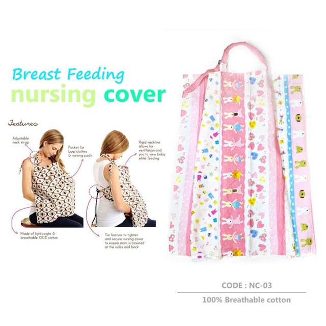 2f190c0ebf946 Breast Feeding Nursing Cover | Shopee Philippines
