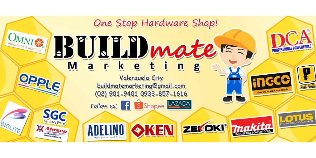 Buildmate Online Depot, Online Shop | Shopee Philippines