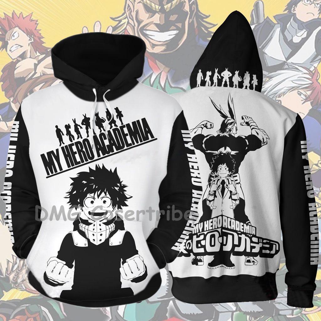 My Hero Academia Boku no Hero Academia Sweatshirt Cosplay Hoodie coat Sports New