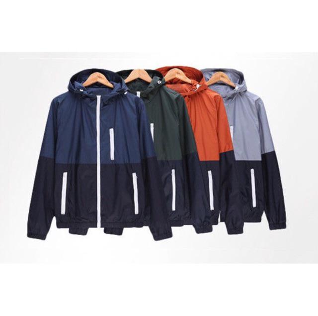 YUNY Men Thicken Fur Collar Slim-Fit Mid-Long Warm Hoodie Coat Jacket Green XL