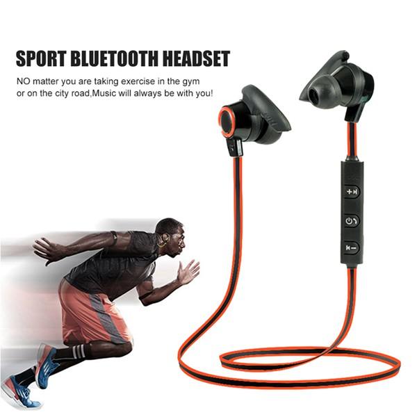 AMW-810 New Neckband Bluetooth Sports Headset Headphone