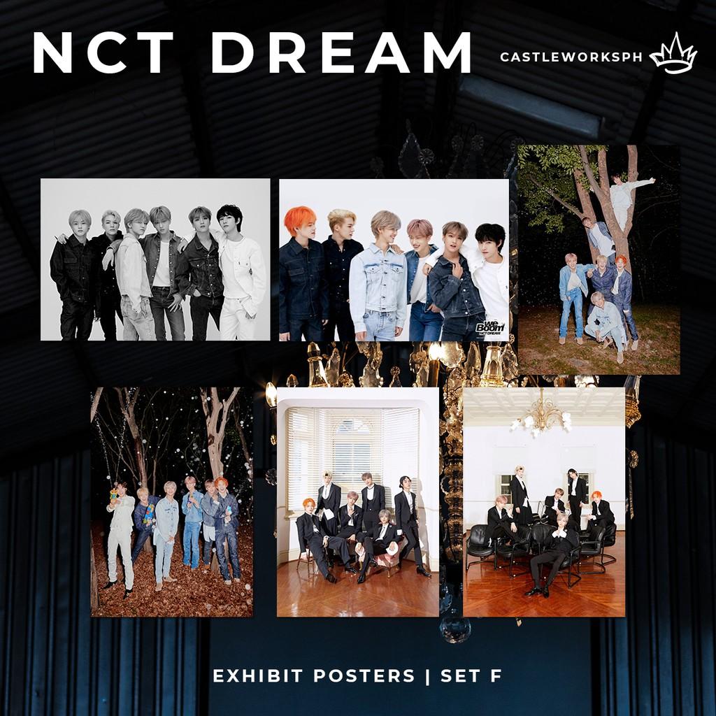 NCT DREAM EXHIBIT POSTERS (KPOP) | Shopee Philippines