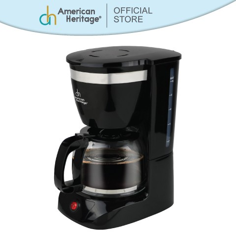 American Heritage Coffee Maker Ahcm 6110 Shopee Philippines