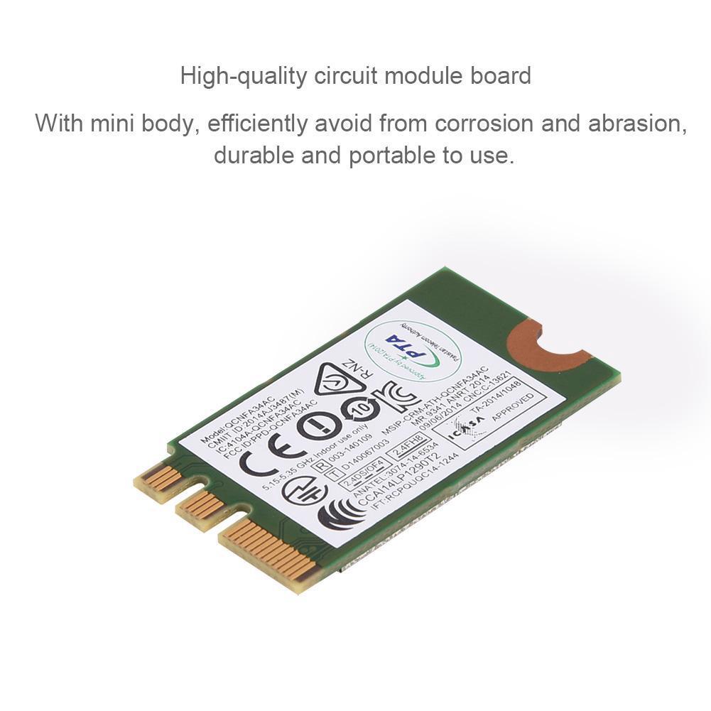 Wide Compatibility 2 4G/ 5G Dual-Band Mini WIFI Wireless