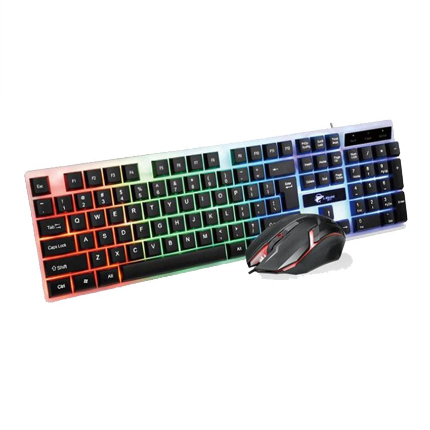 T800 USB GAMING KEYBOARD WITH MOUSE