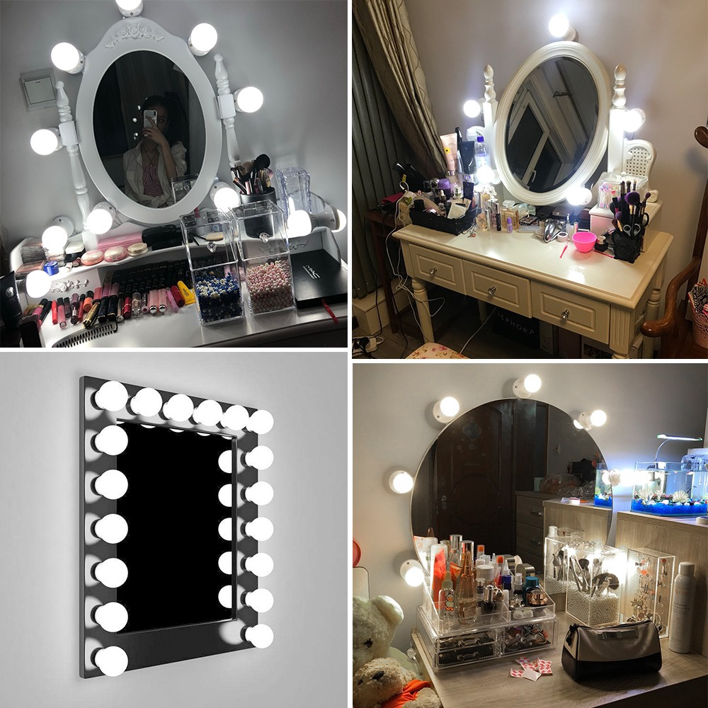 Professional Makeup Vanity Mirror With
