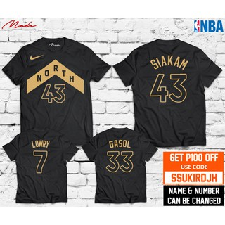 pick up e43ae 8e942 NBA - Toronto Raptors Pascal Siakam Kyle Lowry Marc Gasol ...