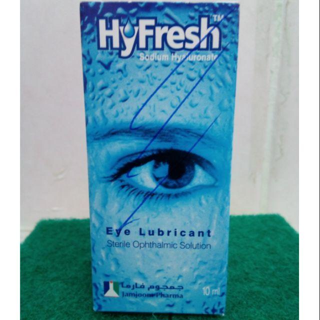 hyfresh eye drops