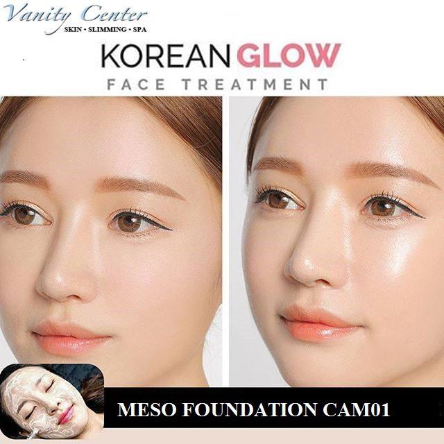 KOREA BB GLOW TREATMENT STARTER KIT