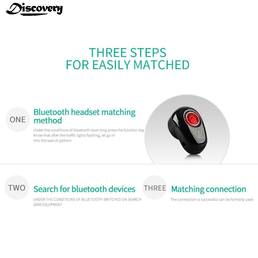 6e2478fa50a COD💖Mini 503 Bluetooth Wireless Type Headset StereoEarphone | Shopee  Philippines