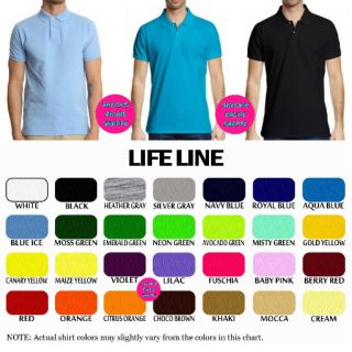 Lifeline Poloshirts For Women Colored Shopee Philippines