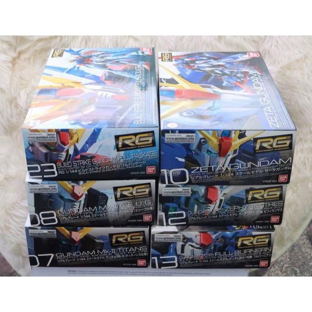 RG 1/144 Gundam