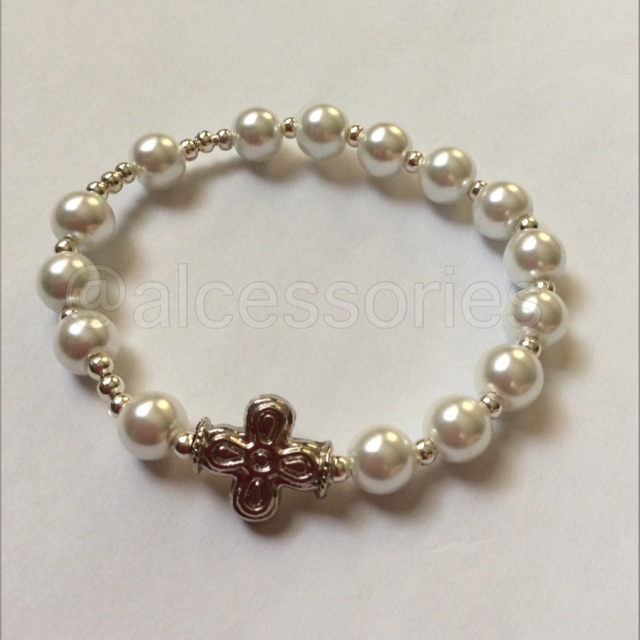 Rosary Bracelet by ALCESSORIES
