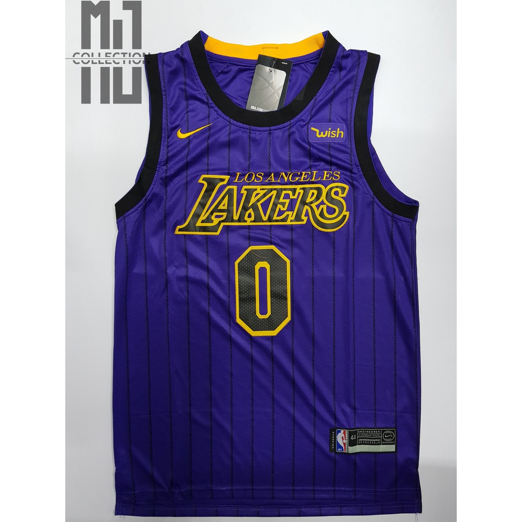 save off a12d0 9fbef Kyle Kuzma - NBA Basketball Jersey (Swingman)