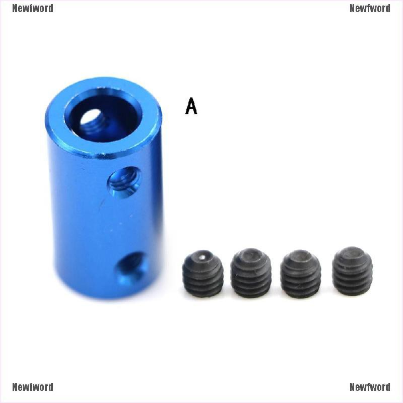 Shaft Coupler Flexible Coupling Stepper Motor Connector 5x8mm Ball screw LinearB