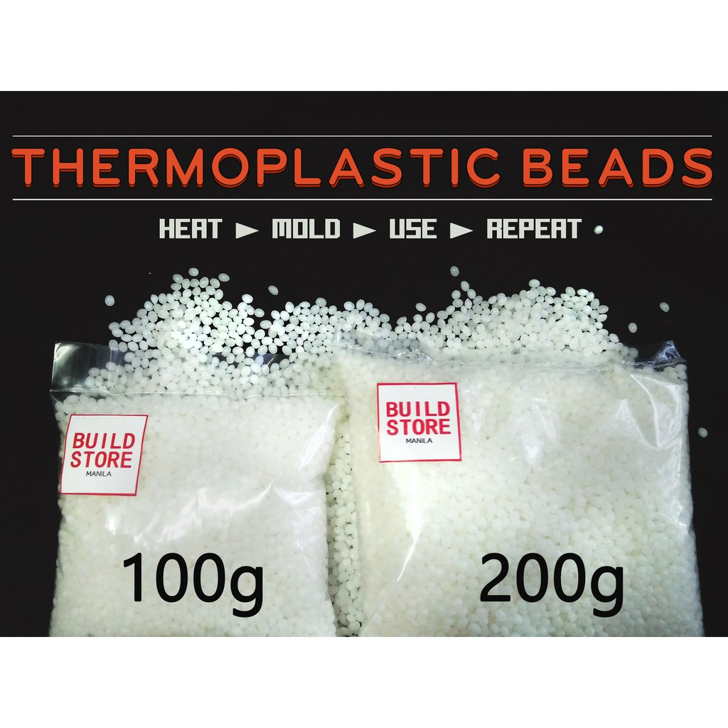 Thermoplastic Polymorph Beads (TPB)