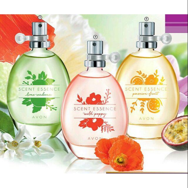 Aktualne Avon Scent Essence Edt 30ml (Wild Bergamot)   Shopee Philippines YA26