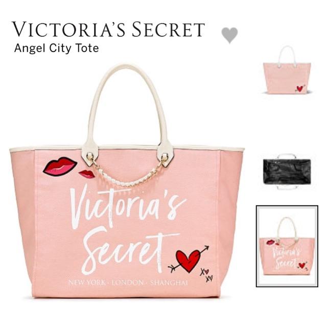 de90a1f60 Victoria's Secret Angel City Tote | Shopee Philippines