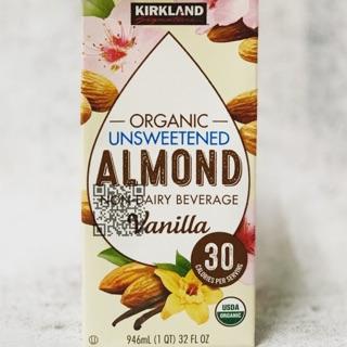 Kirkland Signature™ Organic Almond Milk - 1 piece   Shopee