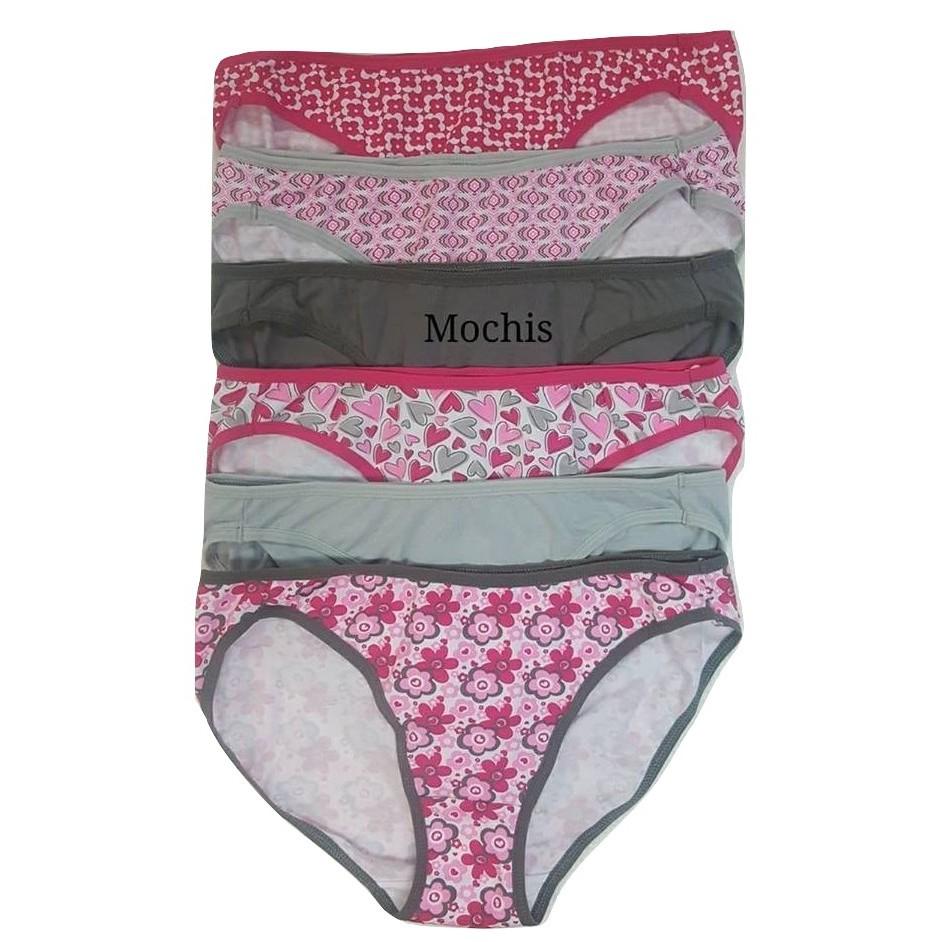 Sorella coton spandex panty (pack of 6)  7548463f6