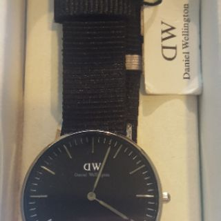 7dd1cae06c3 Daniel Wellington Cornwall Classic Black-Brand New Authentic ...