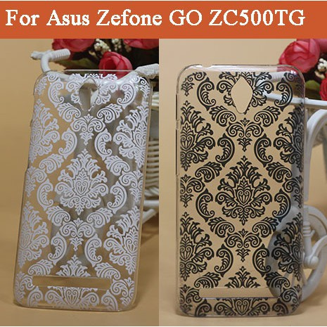 New Painting Case  For Asus Zenfone GO ZC500TG Case