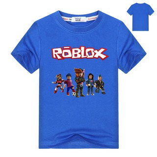Us 52 37 Offchildren Roblox Game Tee Tops Boy Summer Short T Shirt Clothes Girls Casual White Tshirt For Kids T Shirt Costume Baby Tx100 In Kids Boys Roblox T Shirt Summer Short Sleeve Game Tops Tee Shopee Philippines