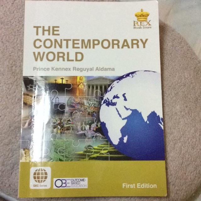 The contemporary world rex bookstore
