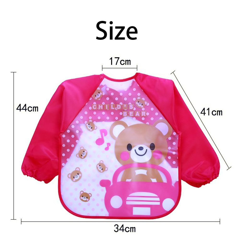 Unisex Baby Cotton Bibs Dribble Towel Feeding Smock Triangle Scarf