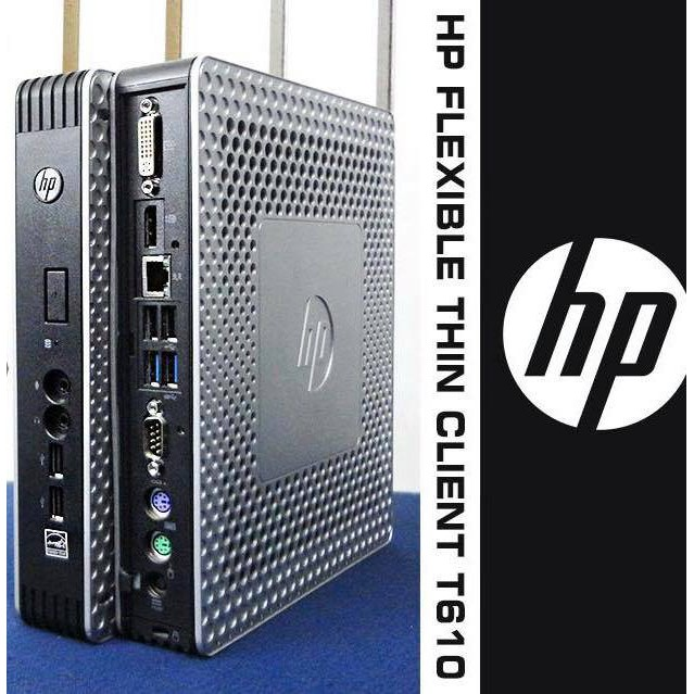 HP Flexible Thin Client T610   Shopee Philippines
