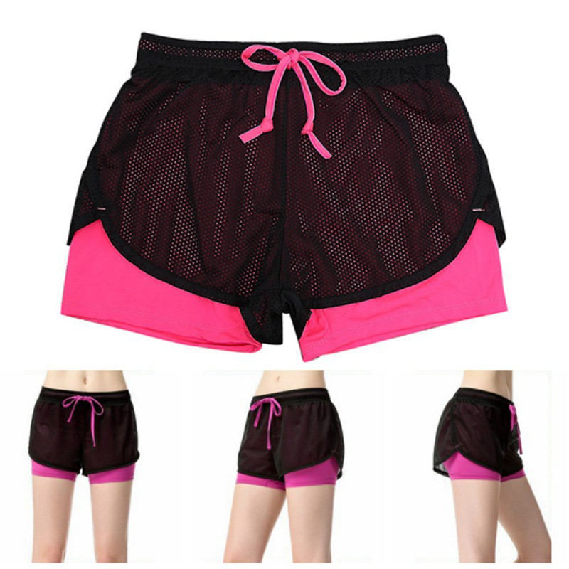 Ladies Sport Wear / Yoga Short Pants