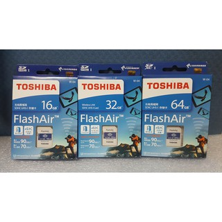 Toshiba FlashAir WiFi SD Card W-04 | Shopee Philippines