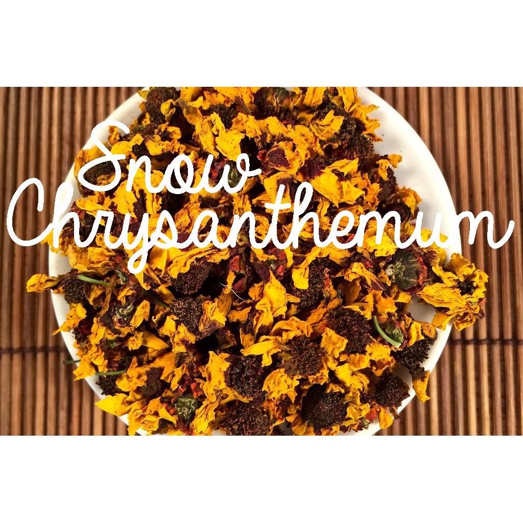 Organic Dried Calendula Detox Flower Tea 10g Shopee Philippines