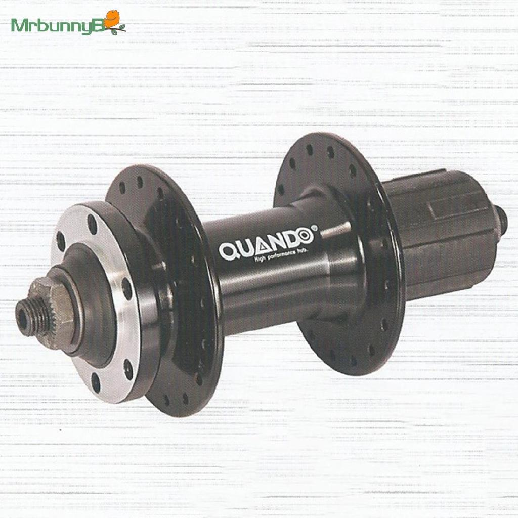 Rear Hub Parts QUANDO Cassette Disc Brake Hub 32//36 Holes Accessories Set