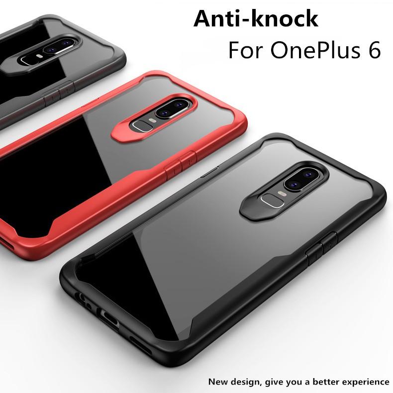 0c91c2b098c Oneplus 6 One Plus 6 Slim HD Transparent Soft TPU Phone Case   Shopee  Philippines