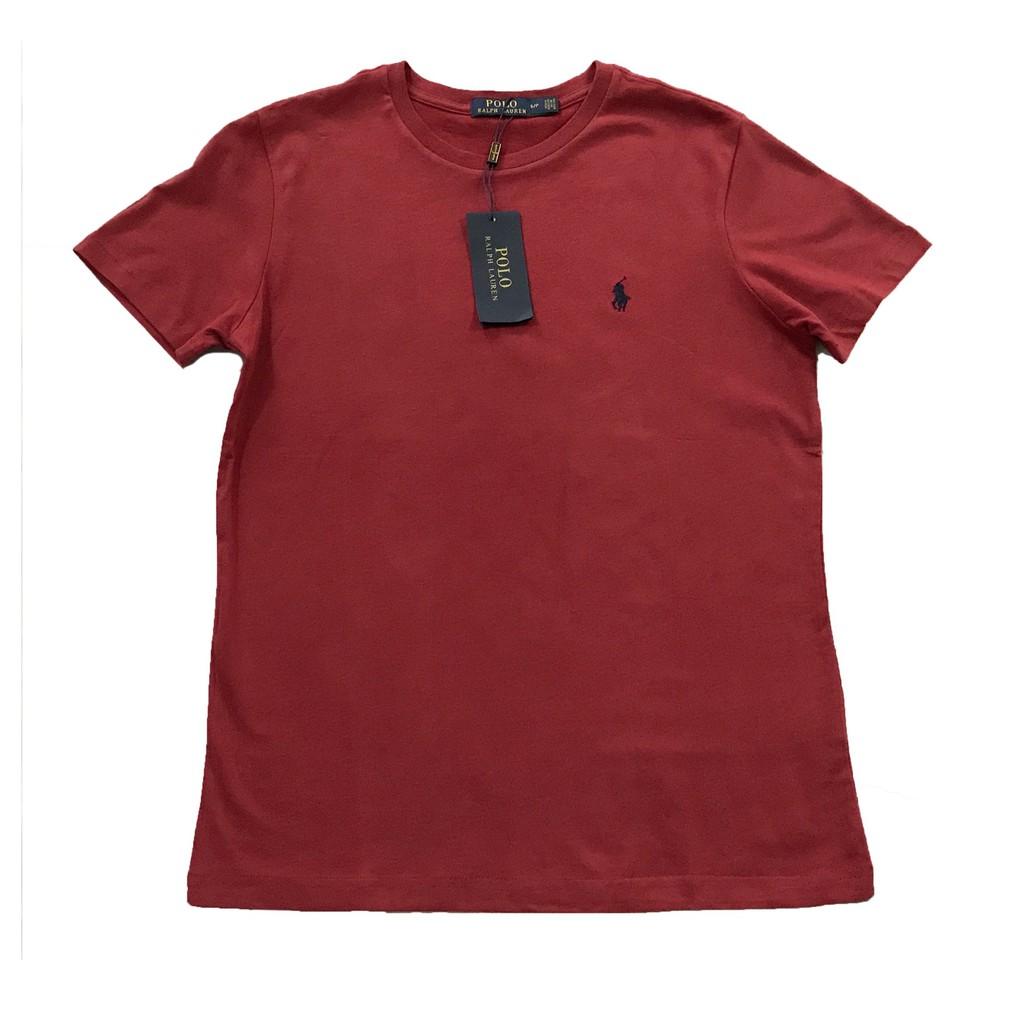 db1cbc3c7 Authentic Ralph Lauren Polo Shirt Big Pony Red