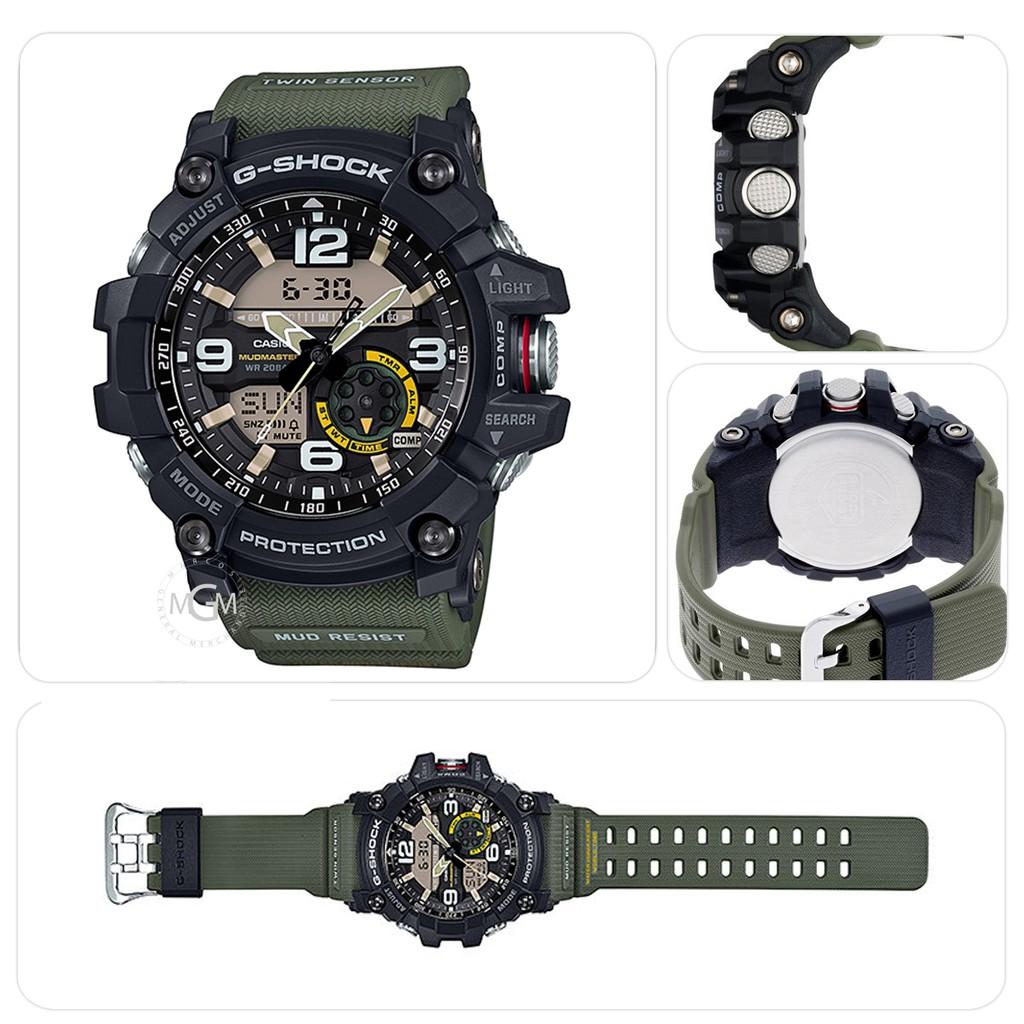 Casio G Shock Gg 1000 1a5 Gg1000 Mudmaster Shopee Philippines Ga 8adr