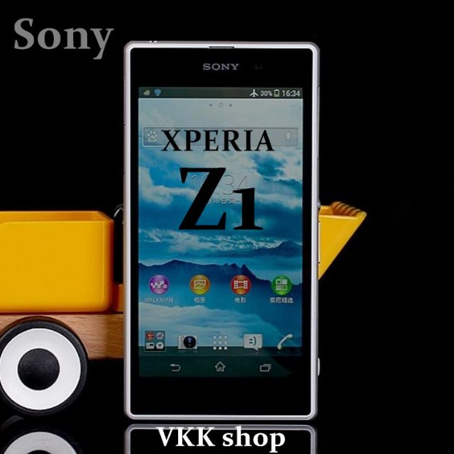 Sony Xperia Z1 phone 5 inches 20 7MP Camera 2GB RAM 16GB ROM