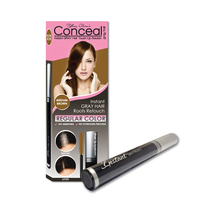 Conceal Brush Tip Medium Chestnut Brown