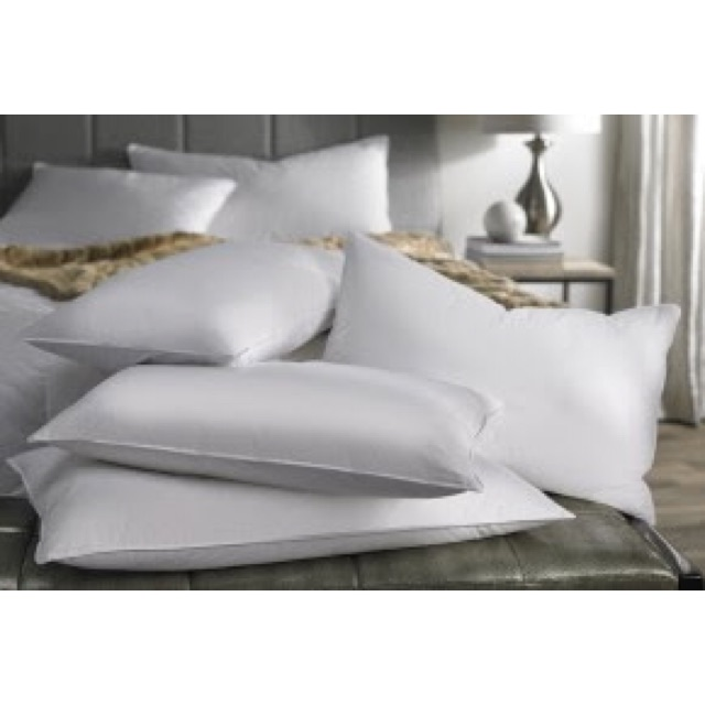 Quality Hotel Hospital Pillows Shopee Philippines