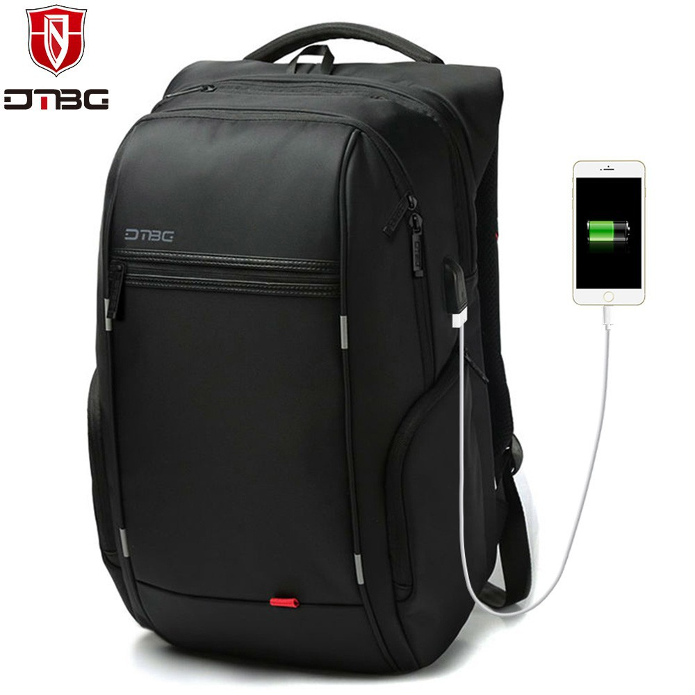 3a0912205c DTBG 15.6 17.3 Inch Laptop Backpack with USB Charging